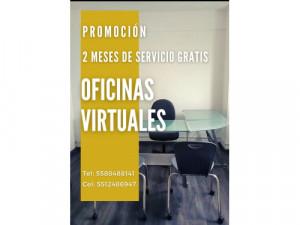 Grandes beneficios con Oficinas Virtuales