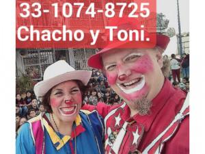 Payasos y Comediantes en Guadalajara