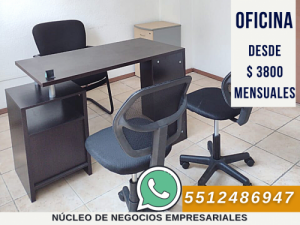 Renta de Oficina en a minutos de Tlalnepantla
