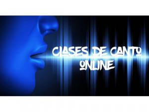 CLASES DE CANTO ONLINE PERSONALIZADAS