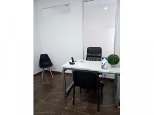 Bonita oficina amueblada en Querétaro