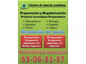 Regularización Secundaria-Preparatoria