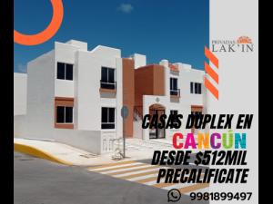 Casas y departamentos en cancún