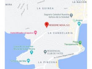 DEPARTAMENTO VENTA LA QUEBRADA ACAPULCO