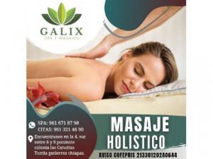 masaje holístico