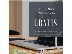 OFICINAS VIRTUALES EN NAUCALPAN CON EXCELENTES SERVICIO...