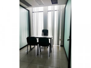 Oficinas con servicios amuebladas en Colima