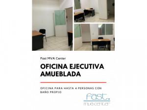 Contrata tu oficina en Fast MVA Center