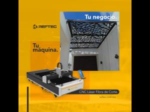 Venta de maquinaria CNC láser y router para corte y gr...