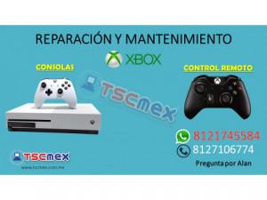 Reparación de Consolas XBOX