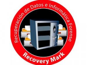 Recovery Mark de centro de Información