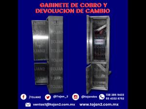 GABINETE DE COBRO Y DEVOLUCION DE CAMBIO